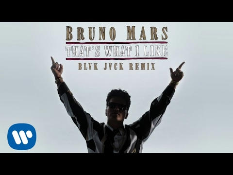Bruno Mars - That's What I Like (BLVK JVCK Remix) (Official Audio) Thumbnail image