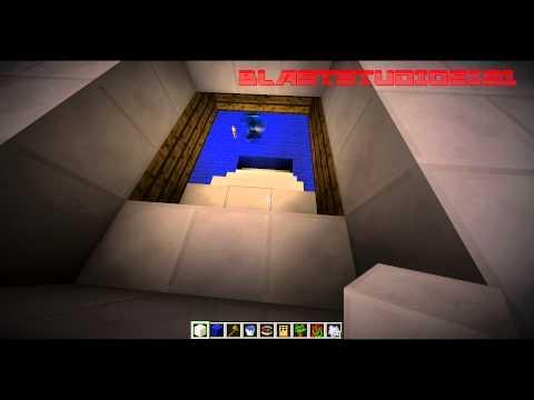 Minecraft Timelapse - HUGE Cruise Ship HD