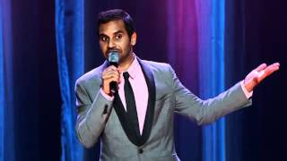 Aziz Ansari - Jizz Everywhere Sign Language (dangerously Delicious)