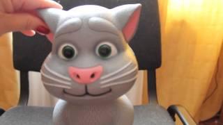 Інтерактивний Кіт Том н а російською мовою/дитяча іграшка яка стане другом/