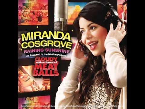 Miranda Cosgrove - Raining Sunshine (Song)
