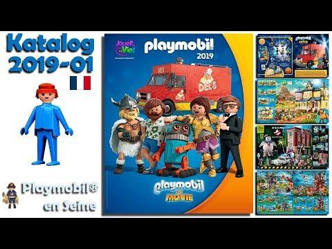 CATALOGUE PLAYMOBIL 2019 - FRANCAIS