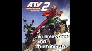 Lets Play ATV Quad Power Racing 2 Part 3 Obsatacle Challenges!!!