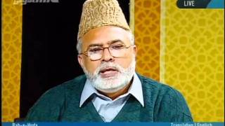 Why did Hadhrat Mirza Ghula Ahmad (as) claim prophethood after 12 years