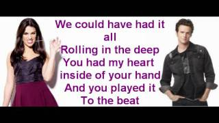 Скачать Rolling In The Deep By Glee Cast With Lyrics