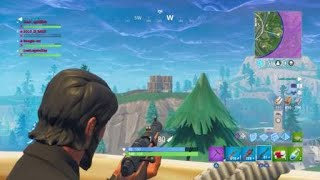 200+Meter snipe Clip [Fortnite Battle Royal]
