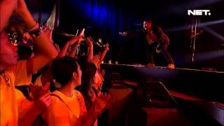 NEZ Academy Inagurasi - Andra and The Backbone - Lagi dan Lagi