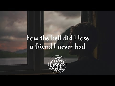 FINNEAS - I Lost a Friend   Lyric