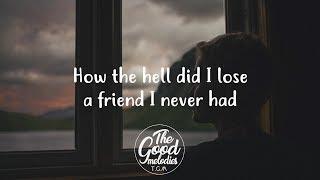 FINNEAS - I Lost a Friend (Lyrics / Lyric Video)