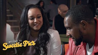 Tim Gets Serious with His New Girlfriend, Juanitra | Welcome to Sweetie Pie's | OWN