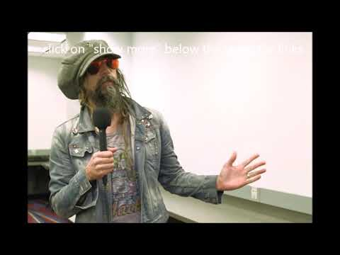 Rob Zombie and Of Mice & Men hit the studio to record new material!