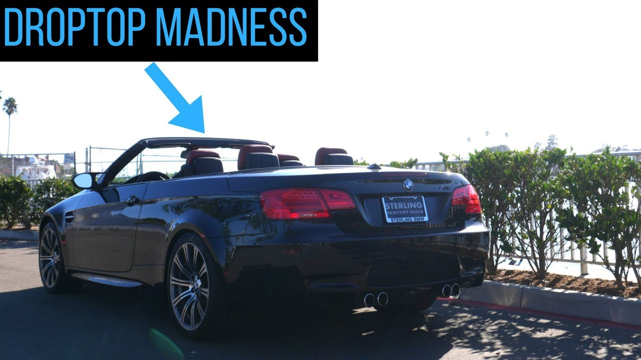 BMW M3 Convertible >> The BMW E93 M3 Convertible Is SO Underrated - YouTube