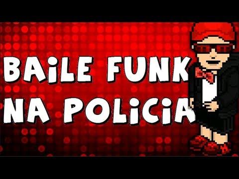 HABBO - MC LAN NA POLÍCIA