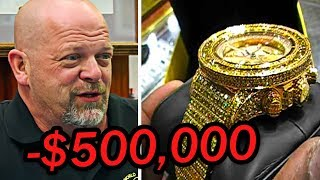 10 Pawn Star Deals that Went Horribly Wrong