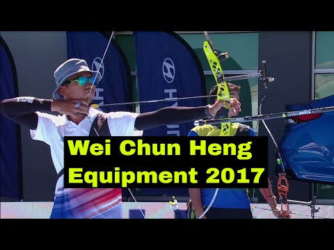 Wei Chun Heng Equipment 2017