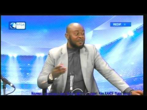 Avenir Sports, analyse RD Congo Angola