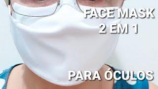 Como Fazer Máscara Facial 2 Em 1 – Muito Fácil e Descomplicada
