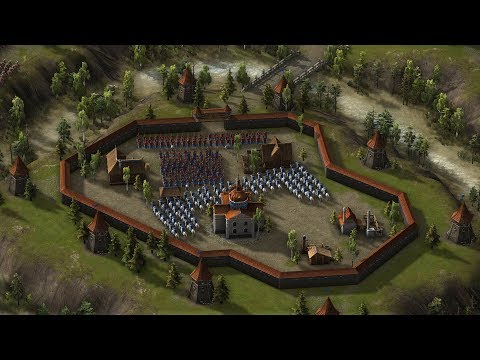 Cossacks 3 - Mission 2 THE SIEGE OF VITEBSK | In Distress and Cold, on the Tsar's employ
