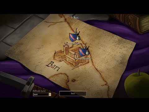 Age of Empires II: The Forgotten Campaign - 3.2 Bari: The Rebellion of Melus - Part 2