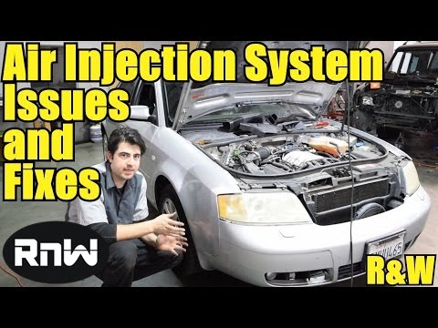 Secondary Air Injection Pump System Operation and Diagnosis - VW