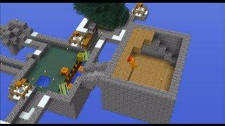 Minecraft Timelapse: Skyblock