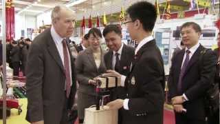 WIPO Director General visits Geneva Exhibition of Inventions