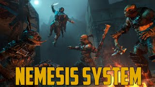 NEMESIS SYSTEM, CAPTAINS, & TIPS! (Middle Earth: Shadow of Mordor)