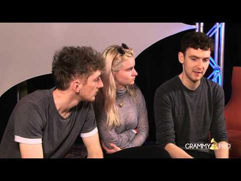 GRAMMY Pro Interview With Clean Bandit
