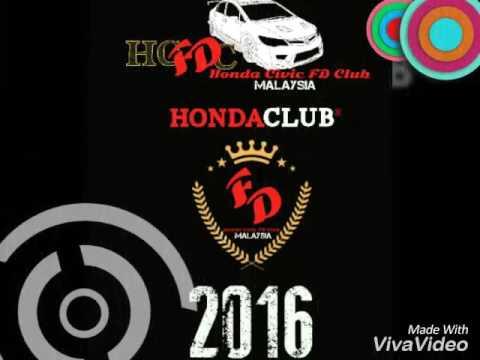 Honda Civic FD Club Malaysia Go To PD