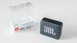 JBL Go 2 - sound demo