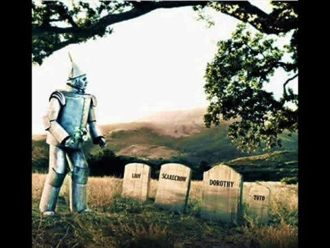 The Tin Man - By Kenny Chesney