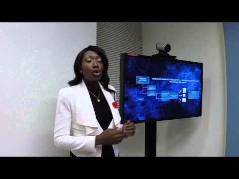 International Civil Aviation Organization (ICAO)  Model Council  Timiebi Aganaba Jeanty
