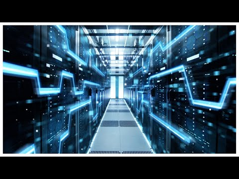 ★ Data Center Sound ★ Sleep ★ Relax ★ Chill out ★ White Noise [432Hz]