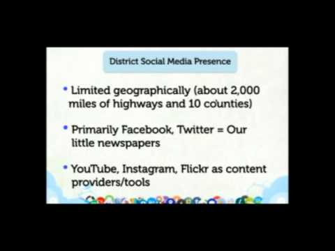 State Partnerships and Social Media