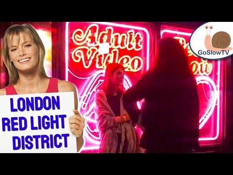 Soho London Red Light Area | Old Compton Street | Walking London | UK | Slow TV | (2018) | Episode 5