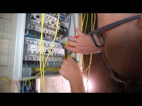Электрощиток и электропроводка Как сделать самому? СТРОИМ ДЛЯ СЕБЯ