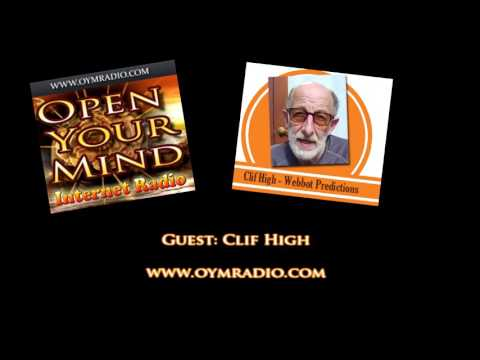 Open Your Mind (OYM) Radio - Clif High - 2nd July 2017