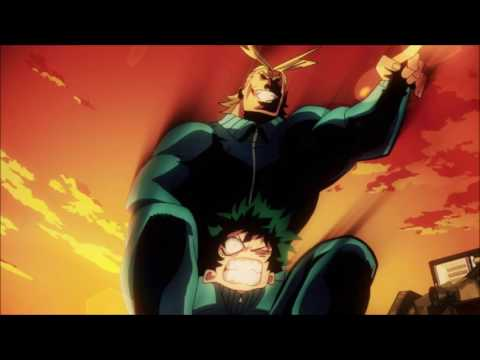 Boku No Hero Academia OST 16  『HERO A』Training Theme