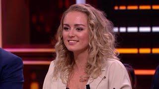 Patricia van Haastrecht greep net naast winst in The Voice - RTL LATE NIGHT MET TWAN HUYS