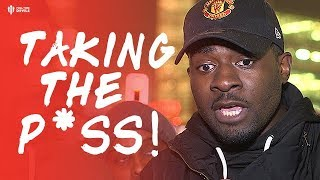 Raheem: TAKING THE P*SS! Manchester United 2-2 Arsenal