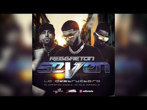 REGGAETON SEVEN 2020 VOL. 5 · DJ ELIS JARAMILLO ✘ DJ CHRISTIAN ANZOLA | 2020