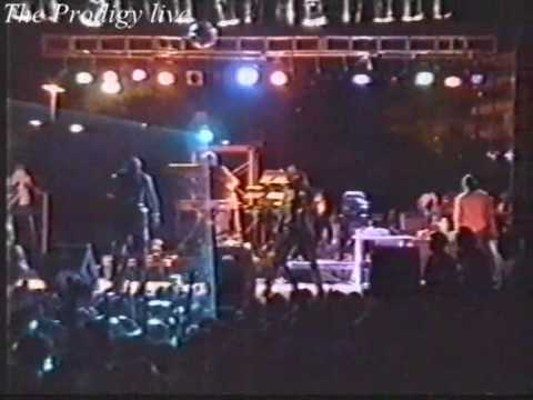 The Prodigy Out Of Space & Charly live @ Sunrise Zone Athens 10 of July 1993