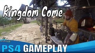 Kingdom Come Deliverance : PS4 / PRO | 1080P 60fps | Gameplay!!!!