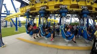Fun Spot! VR roller coaster?! White alligator?! 🎢