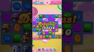 Candy Crush Saga Level 1485 - No Boosters