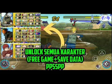 Review Game Naruto Shippuden Ultimate Ninja Heroes 3 (Game Android Offline)