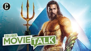 First Aquaman Reactions Tease Epic Adventure and Dazzling Visuals - Movie Talk