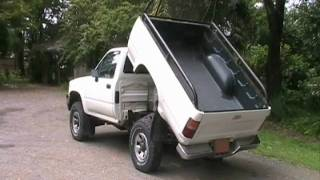 1989 Toyota Pickup Dump Bed