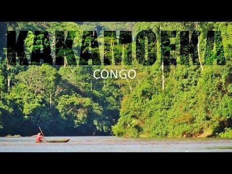 Kakamoeka, campement de Yinganga (Congo Brazzaville)
