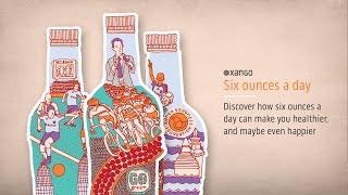 XANGO Juice: 6 oz a day